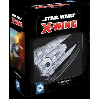 Star Wars: X-Wing 2. Edition - VT-49-Decimator (DE)