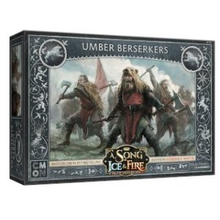 A Song of Ice & Fire: Berserker von Haus Umber (DE)