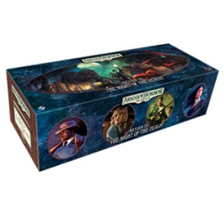 Arkham Horror: The Card Game - Return to the Night of the Zealot(EN)