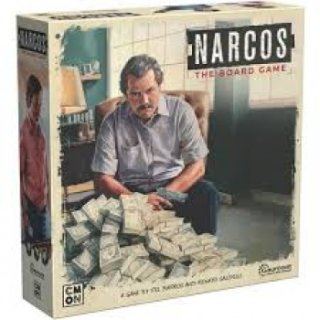 Narcos The Board Game (EN)