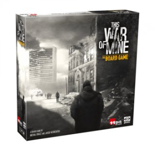 This War of Mine: The Board Game (EN)