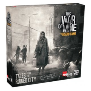 This War of Mine: The Board Game - Tales from the Ruined City Exp. (EN)
