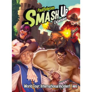 Smash Up! World Tour - International Incident (EN)
