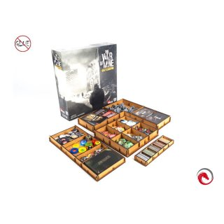 Insert: This War of Mine: The Board Game