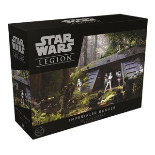 Star Wars: Legion - Imperialer Bunker (DE)