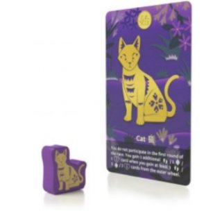 Race for the Chinese Zodiac: The Cat Expansion (EN)