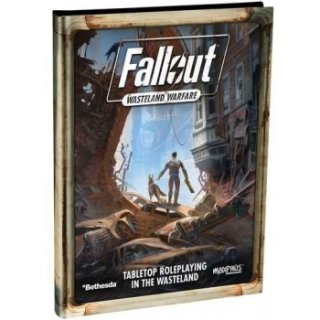 Fallout: Wasteland Warfare - Expansion Book (EN)