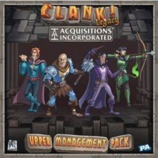 Clank! Legacy Acquisitions Incorporated Upper Management Pack (EN)