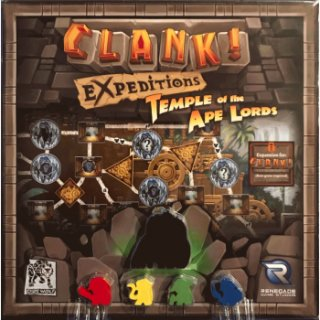 Clank! Expeditions: Temple of the Ape Lords (EN)