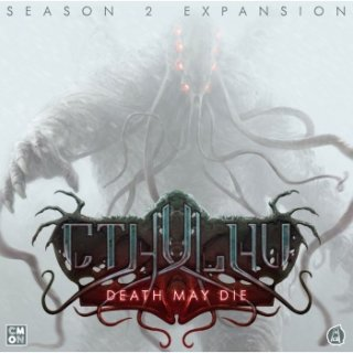 Cthulhu: Death May Die - Season 2 Expansion (EN)