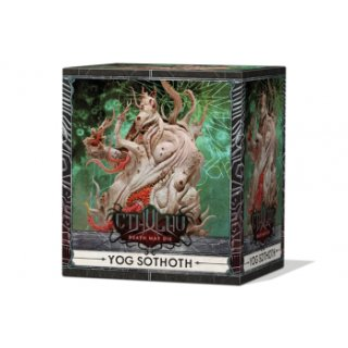 Cthulhu: Death May Die - Yog Sothoth Expansion (EN)
