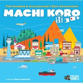 Machi Koro - 5th Anniversary Expansions (EN)