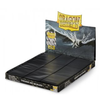 Dragon Shield 18-Pocket NonGlare - Sideloader Pages Display (50 Pages)