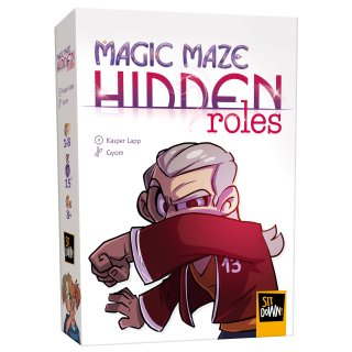 Magic Maze: Hidden Roles (EN)
