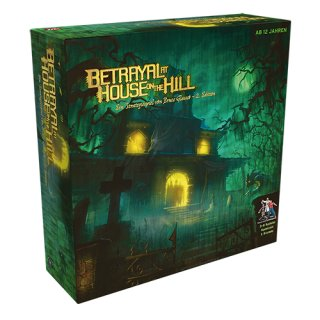 Betrayal at House on the Hill (DE)