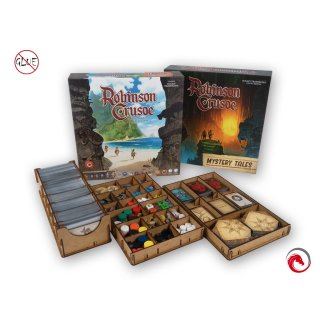 Insert: Robinson Crusoe 2Ed. & Expansion
