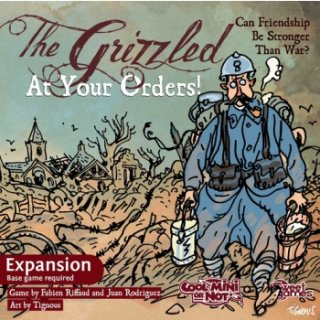 The Grizzled: At Your Orders! (EN)