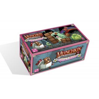 Munchkin Dungeon: Cute as a Button Expansion (EN)