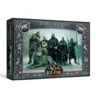 A Song Of Ice & Fire: Stark Heroes 01 (EN)