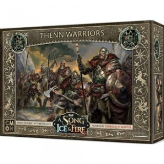 A Song Of Ice & Fire: Thenn Warriors (EN)