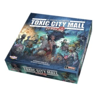 Zombicide: Toxic City Mall (EN)