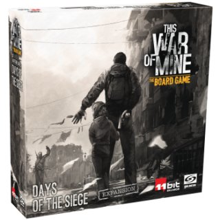 This War of Mine: The Board Game - Days of the Siege (EN)