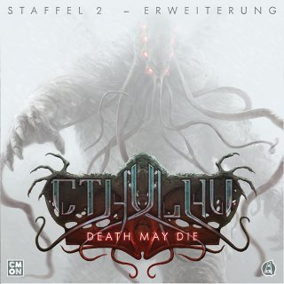 Cthulhu: Death May Die (Staffel 2) (DE)