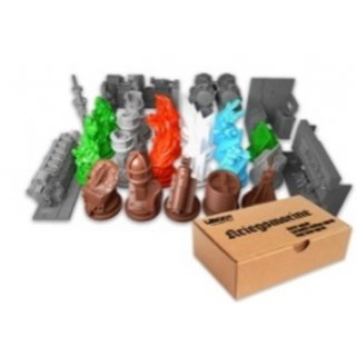 U-Boot The Board Game - All Resin Pack (EN)