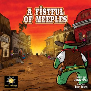 A Fistful of Meeples (EN)