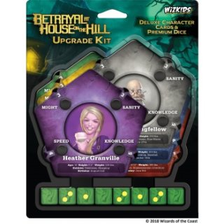 Betrayal at House on the Hill: Upgrade Kit (EN)