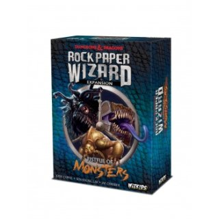 Dungeons & Dragons: Rock Paper Wizard - Fistful of Monsters Expansion (EN)