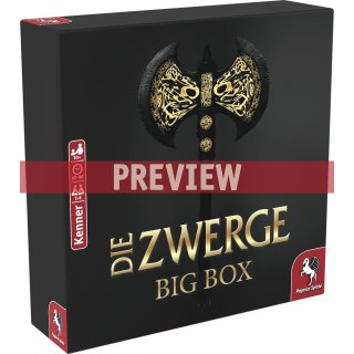 Die Zwerge Big Box (DE)
