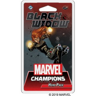 Marvel Champions: Black Widow (EN)