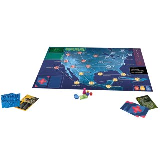 Pandemic: Hot Zone - Nordamerika (DE)