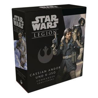 Star Wars: Legion - Cassian Andor & K-2SO (DE)