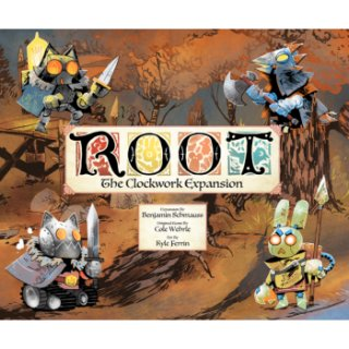 Root: The Clockwork Expansion (EN)