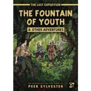 The Lost Expedition - The Fountain of Youth & Other Adventures (EN)