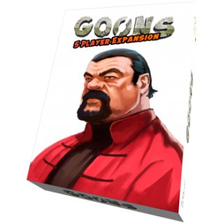 Goons: 5th Player Expansion (DE/EN/FR)