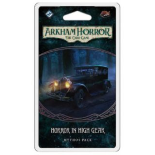 Arkham Horror: The Card Game - Horror in High Gear Mythos Pack (EN)