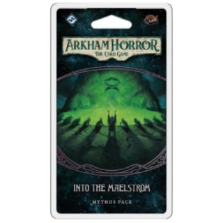 Arkham Horror: The Card Game - Into the Maelstrom Mythos Pack (EN)