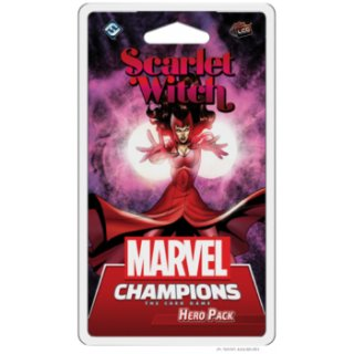 Marvel Champions: Scarlet Witch Hero Pack (EN)