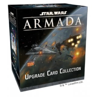 Star Wars Armada: Armada Upgrade Card Collection (EN)