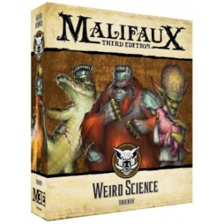 Malifaux 3rd Edition - Weird Science (EN)