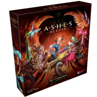 Ashes Reborn: Rise of the Phoenixborn Master Set (EN)
