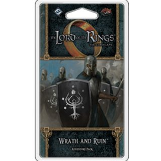 Lord of the Rings LCG: Wrath and Ruin Adventure Pack (EN)
