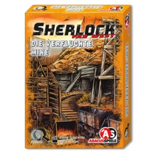 Sherlock Far West - Die verfluchte Mine (DE)