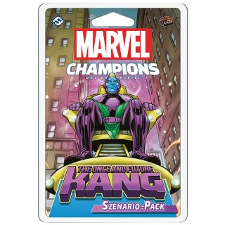 Marvel Champions: Kartenspiel - The Once and Future Kang (DE)