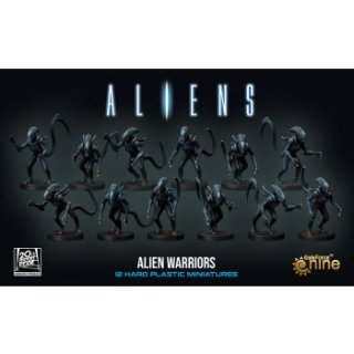 Aliens: Alien Warriors (EN)