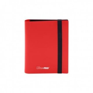 2-Pocket PRO-Binder - Eclipse Apple Red