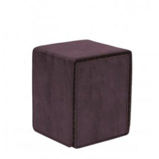Alcove Flip Box Suede Collection - Amethyst